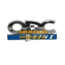 Emblém OPC Line - 171684 - Doopla.sk | Opel Diely | Originál diely Opel | Archanjel Slovakia, s.r.o.