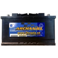 Autobateria GM 80AH, 12V - Originál autobatéria OPEL - 95515593 - Doopla.sk | Originál diely Opel | Archanjel Slovakia, s.r.o.