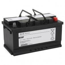 Autobateria GM 75AH, 12V - Originál autobatéria OPEL - 95527532