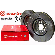 Brzdový kotúč predný BREMBO MAX - 256 mm - 09.5148.76