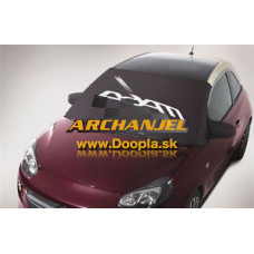 Ochrana predného skla OPEL Adam - 13399921 - Doopla.sk | Opel Diely | Originál diely Opel | Archanjel Slovakia, s.r.o.
