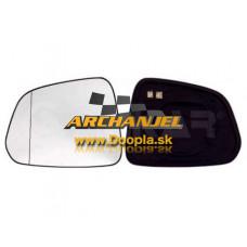 Spätné zrkadlo -  ľavé sklo zrkadla s plastovým držiakom, vyhrievané, asferické Opel Antara - Doopla.sk | Opel Diely | Originál diely Opel | Archanjel Slovakia, s.r.o.