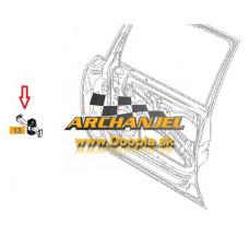 Obmedzovač dverí OPEL - brzda predných dverí Opel Zafira B - 5160256 - Doopla.sk | Opel Diely | Originál diely Opel | Archanjel Slovakia, s.r.o.