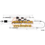 Lanko parkovacej brzdy OPEL - elektronická ručná brzda - OPEL Astra J - sedan, combi - 13441135 - COFLE - 11.5841