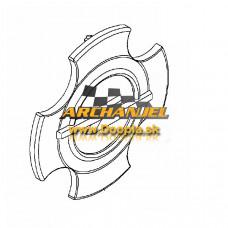 Stredný kryt kolesa OPEL, hliníkového disku OPEL - 90496305 - Doopla.sk | Originál diely Opel | Archanjel Slovakia, s.r.o.