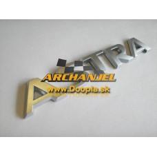 "Nápis OPEL ""ASTRA"" - Astra H - 5177327 - Doopla.sk | Opel Diely | Originál diely Opel | Archanjel Slovakia, s.r.o."