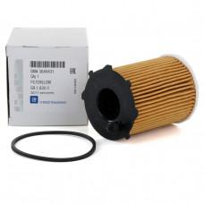 Olejový filter Opel Crossland X, OPEL Grandland X - 1,6 CDTi - B16DT, B16DTH - 3646431