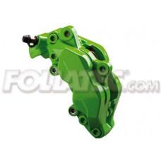 Farba na brzdy - FoliaTec - power zelená