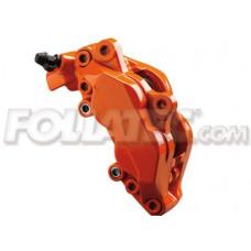 Farba na brzdy - FoliaTec - oranžová