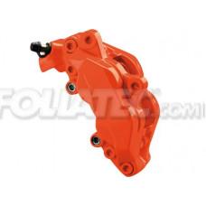 Farba na brzdy - FoliaTec - neon oranžová