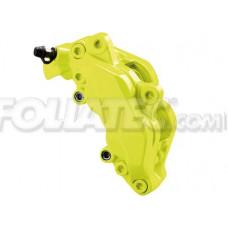 Farba na brzdy - FoliaTec - neon žltá