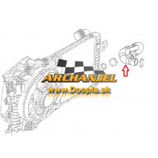 Hadica rozvodu vody Opel Astra H, Opel Zafira B - 1,7 CDTi - 1337830 - Doopla.sk | Opel Diely | Originál diely Opel | Archanjel Slovakia, s.r.o.