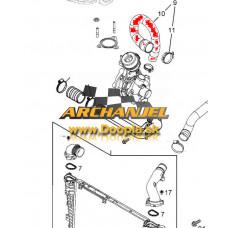 Turbo Hadica OPEL Astra H 1,3 CDTi - Z13DTH - 55350898 - Doopla.sk | Opel Diely | Originál diely Opel | Archanjel Slovakia, s.r.o.