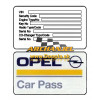 Car Pass OPEL