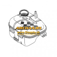 Expanzná nádobka chladiacej kvapaliny Opel Astra H - 1304241 - Doopla.sk | Opel Diely | Originál diely Opel | Archanjel Slovakia, s.r.o.