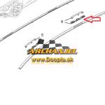 Záslepka strešnej lišty zadná - OPEL Astra H, OPEL Zafira B - 5187878 - Doopla.sk | Opel Diely | Originál diely Opel | Archanjel Slovakia, s.r.o.