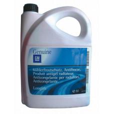 Chladiaca kvapalina GM DEX-COOL Longlife antifreeze 5l - 93160377 - do –27 °C