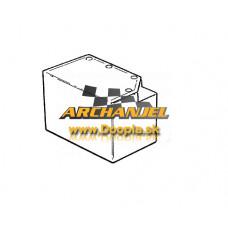 Ochranný kryt akumulátora OPEL - pre kapacitu 60 - 66 Ah - 13310887 - Doopla.sk | Opel Diely | Originál diely Opel | Archanjel Slovakia, s.r.o.