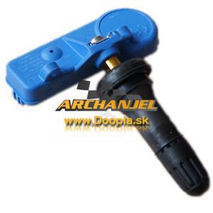 Snímač tlaku v pneumatikách OPEL s ventilom, manuátlne učenie OPEL Adam, OPEL Corsa E, OPEL Mokka, OPEL Meriva B - 13581561