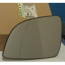 Spätné zrkadlo OPEL Astra H - ľavé sklo zrkadla, asferické OPEL Astra H od 2010 - 13300632