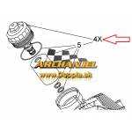 Viečko púzdra olejového filtra OPEL Astra H, OPEL Astra J, OPEL Corsa D, OPEL Meriva A, OPEL Meriva B, OPEL Zafira B - 1,7 CDTi - A17DTL, A17DTE, A17DTF, A17DTJ, A17DTL, A17DTR. A17DTS - 98073537 - Doopla.sk | Opel Diely | Originál diely Opel | Arc