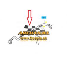 Prepadové hadičky OPEL Cosra C, OPEL Meriva A, OPEL Combo C - 1,7 CDTi - Z17DTH - 98134951 - Doopla.sk | Opel Diely | Originál diely Opel | Archanjel Slovakia, s.r.o.