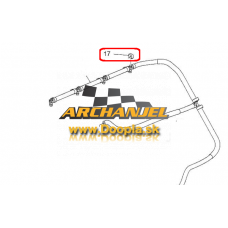 Spona prepadovej hadičky OPEL - 1,7 CDTi - A17DT, A17DTJ, A17DTR, A17DTS, Z17DTJ, Z17DTR - 55579278 - Doopla.sk | Opel Diely | Originál diely Opel | Archanjel Slovakia, s.r.o.