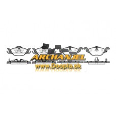 Brzdové doštičky OPEL - predné RoadHouse - RH 2684.02 - Doopla.sk | Opel Diely | Originál diely Opel | Archanjel Slovakia, s.r.o.