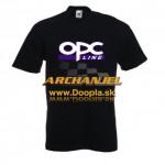 Tričko OPC Opel čierne verzia II. - Doopla.sk | Opel Diely | Originál diely Opel | Archanjel Slovakia, s.r.o.