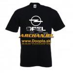 Tričko Opel čierne verzia I. - Doopla.sk | Opel Diely | Originál diely Opel | Archanjel Slovakia, s.r.o.