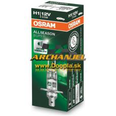 Osram All Season Super H1 12V/55W - 64150ALS - Doopla.sk | Originál diely Opel | Archanjel Slovakia, s.r.o.