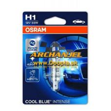 Osram Cool Blue Intense H1 12V/55W - 64150CBI-01B - Doopla.sk | Originál diely Opel | Archanjel Slovakia, s.r.o.