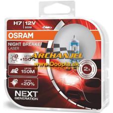 Osram Night Breaker® Laser H7 12V/55W - 64210NL-HCB - Doopla.sk | Originál diely Opel | Archanjel Slovakia, s.r.o.