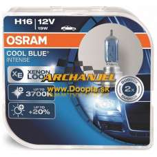 Osram Cool Blue Intense H16 12V/19W - 64219CBI-HCB - Doopla.sk | Originál diely Opel | Archanjel Slovakia, s.r.o.