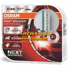 Osram Night Breaker® Laser D3S 42V/35W - 66340XNL-HCB - Doopla.sk | Originál diely Opel | Archanjel Slovakia, s.r.o.