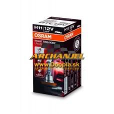 Žiarovka OSRAM H11 - Night Breaker UNLIMITED 12V +110 % - 64211NBU - 1ks - Doopla.sk | Opel Diely | Originál diely Opel | Archanjel Slovakia, s.r.o.
