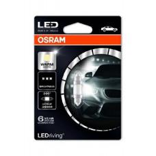 Žiarovka OSRAM - C5W LED - 12V - 4000k - 6498WW-01B - 1ks